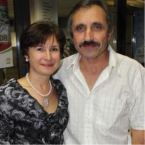 Helena e Oleg Malashevych